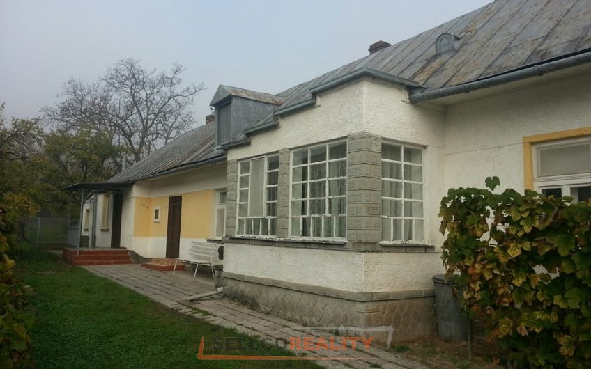 Znížená cena !!!! Rodinný dom 11km od Michaloviec