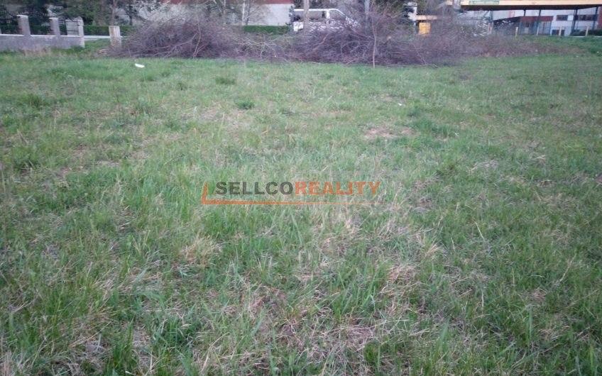 SKVELÁ PONUKA –  stavebné / komerčné  pozemky na BIZNIS alebo bývanie v Michalovciach