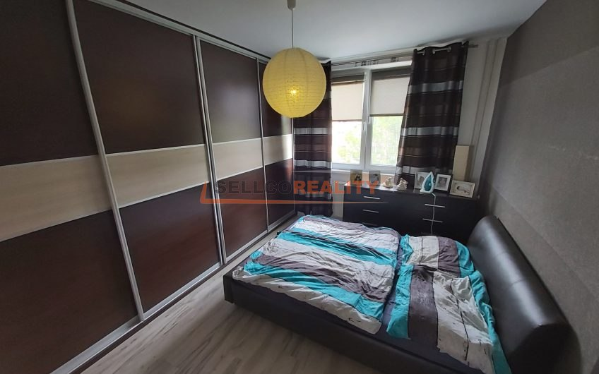 NOVÁ PONUKA – moderný a útulný 3 izbový byt Michalovce
