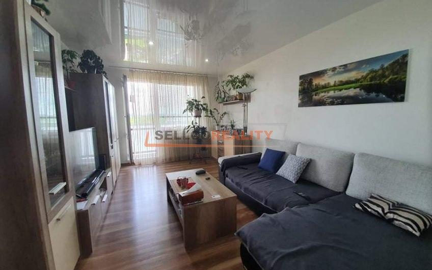NOVÁ CENA – 2 izbový byt Michalovce – Východ