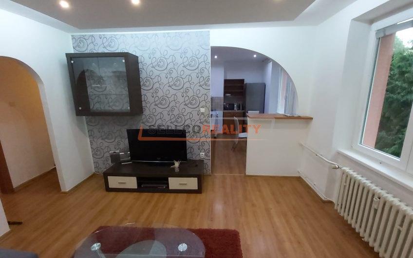 Prenájom – pekný 2 izb byt Humenné